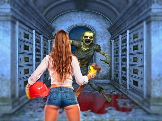 zombiehunter blur